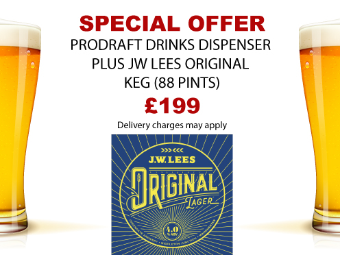 special keg offer